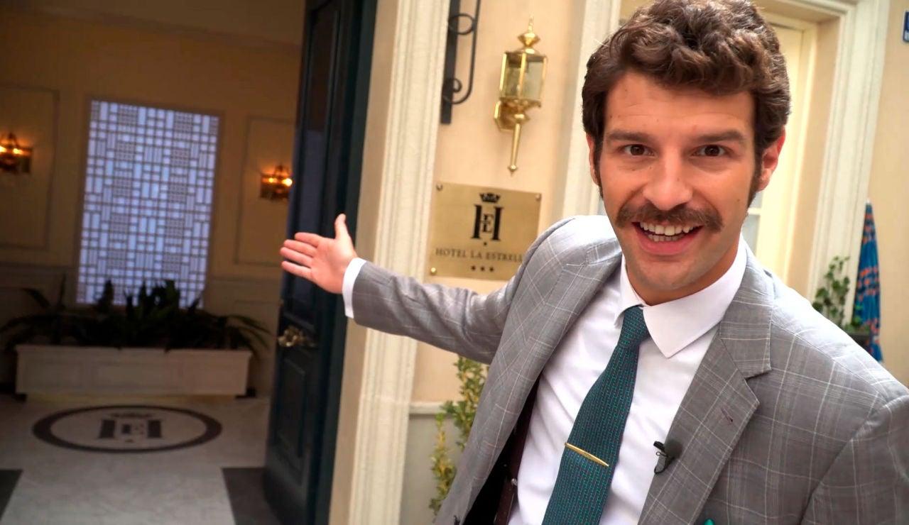 Descubre los secretos del hotel La Estrella con un tour guiado por sus protagonistas