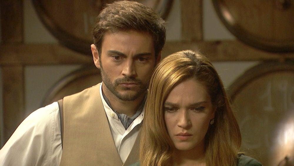 La amistad entre Gonzalo y Fernando siembra el miedo