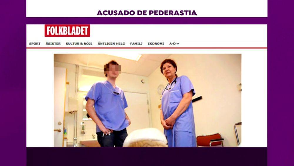 Comienza el juicio al pediatra español acusado de abusar sexualmente de 52 menores en Suecia
