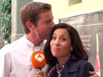 """Itziar Miranda y Manu Baqueiro revelan qué les deparará el 1975 a sus personajes en la séptima temporada: """"Seguiremos muy enamorados"""""""