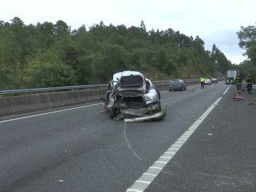 Fallece una mujer atropellada por un camión