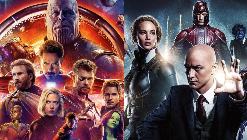 Se unen por fin los Vengadores y los X-Men