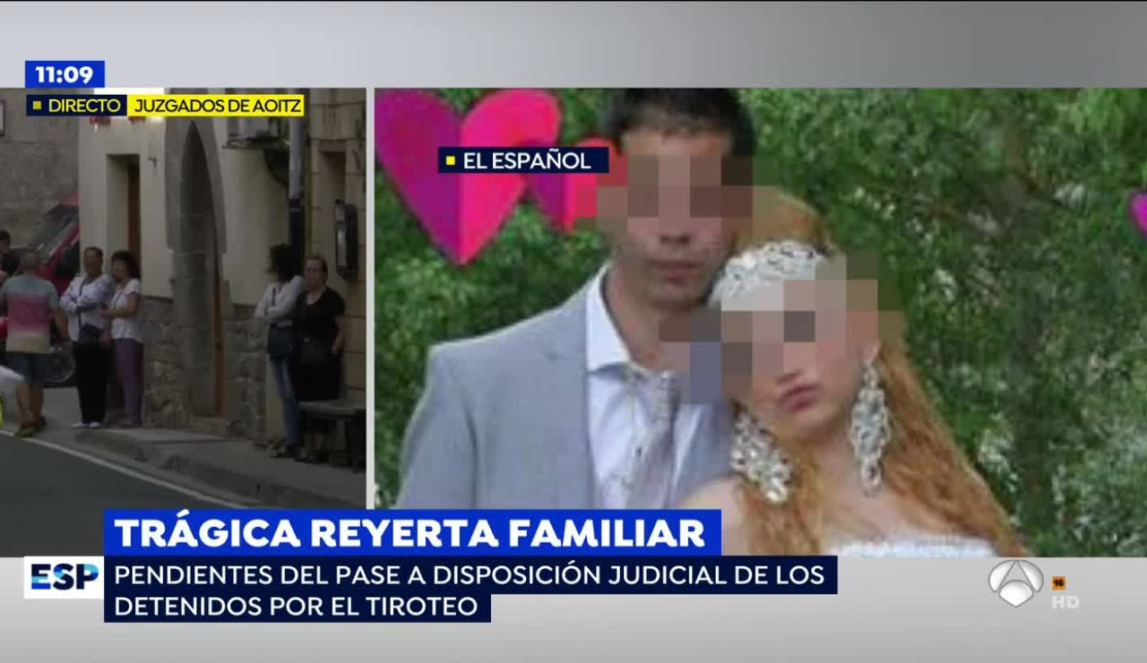Trágica reyerta familiar en Cáseda.
