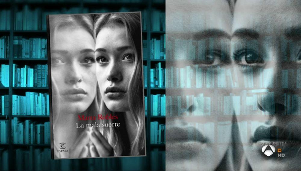 'Espejo Público' recomienda los libros 'La mala suerte' y 'El hambre invisible'