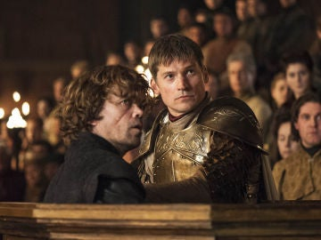 Jaime y Tyrion Lannister