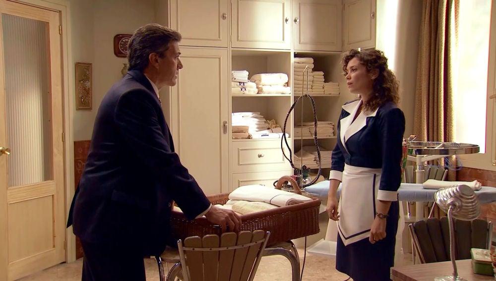 """Domingo contra Amelia: """"Lo que estás haciendo es indecente y perjudicial para este negocio"""""""