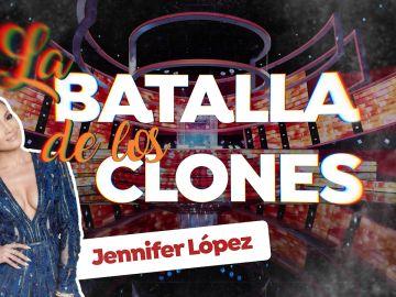 Escoge tu imitación favorita a Jennifer López de la historia de 'Tu cara me suena'