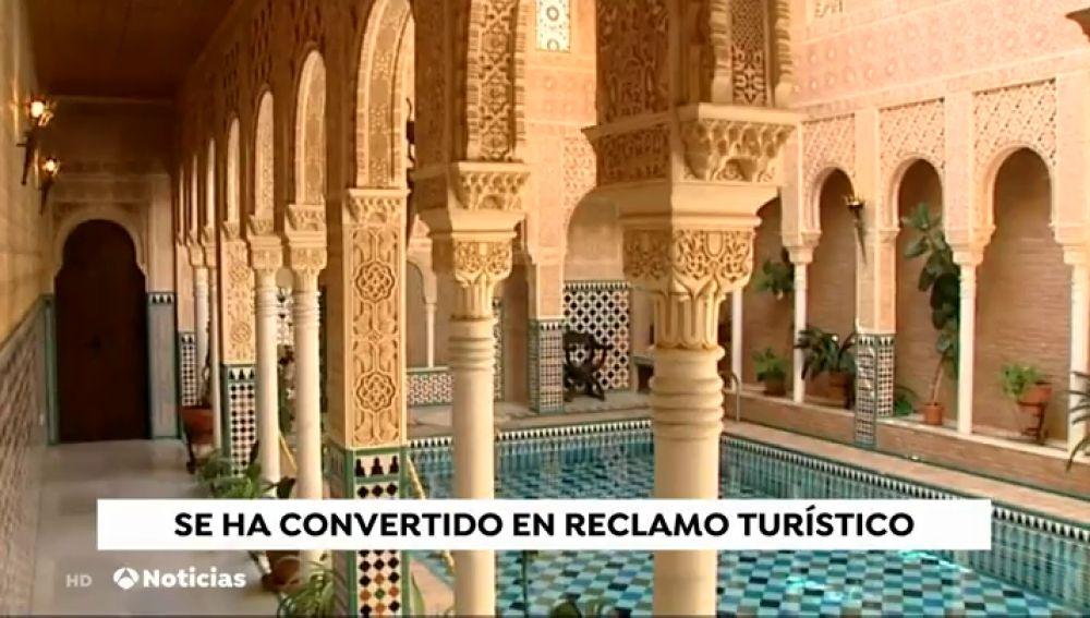 Una familia de Sevilla convierte su casa en una réplica de La ... 1e814e817a04f