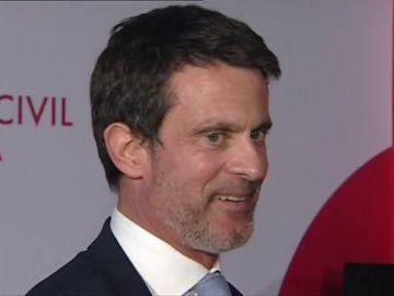 Un misterioso tuit de Manuel Valls aviva los rumores sobre su candidatura a la alcaldía de Barcelona