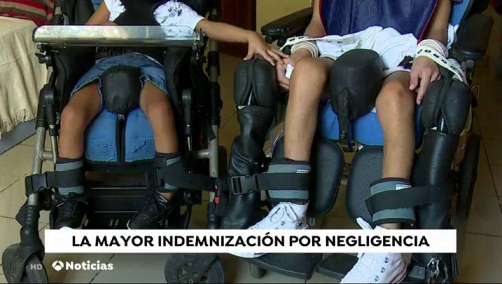 Indemnización a una familia de Canarias por una negligencia médica