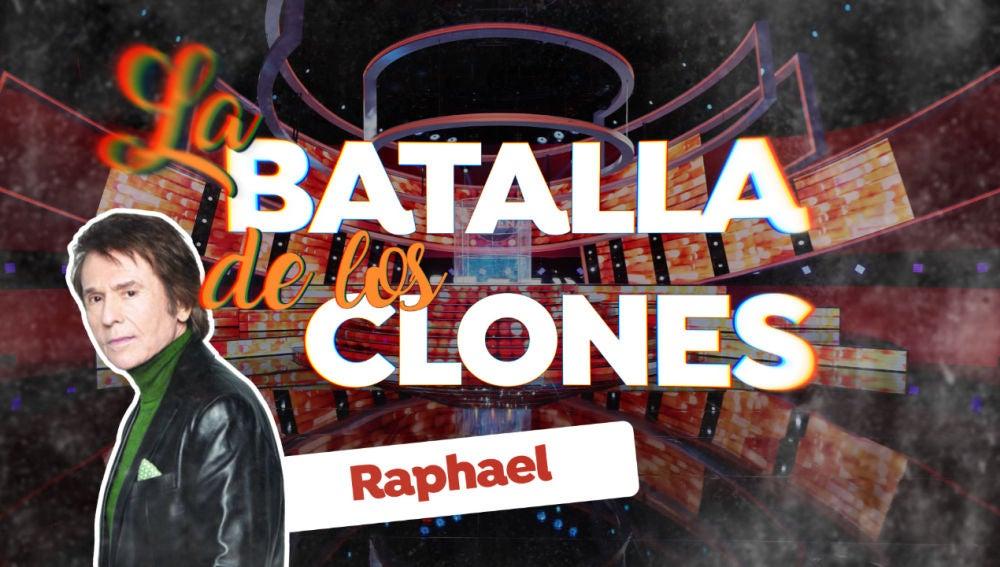 Vota por tu imitación favorita de Raphael en la historia de 'Tu cara me suena'