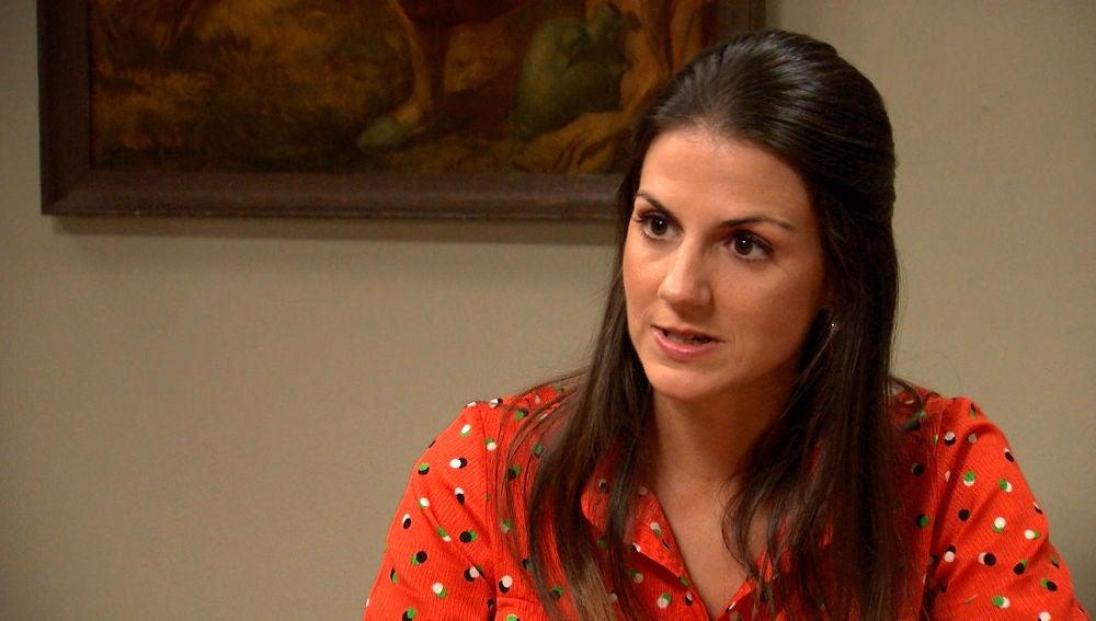 """Verónica: """"Quiero ayudaros en el juicio, tenemos que hacer justicia"""""""