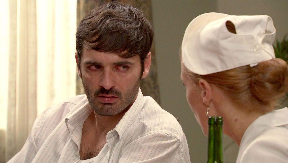 Manuel rompe su relación con Ana