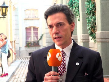 """Miguel Hermoso: """"Domingo es una olla a presión, todo lo que le sucede le pone en jaque"""""""