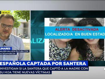 """Madre e hija, captadas por una secta: """"A mi hermana le convencieron de que estaba enferma y tenía que viajar a Cuba para curarse"""""""