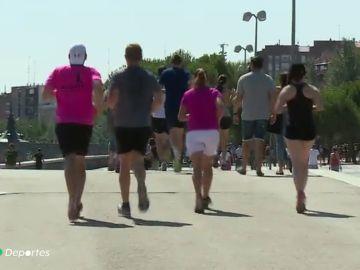 Unos 11.000 atropellos al año en España: los 'runners', uno de los grupos más vulnerables