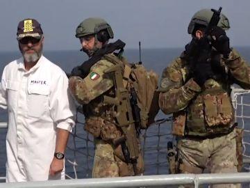 ¿Cómo trabaja la OTAN?