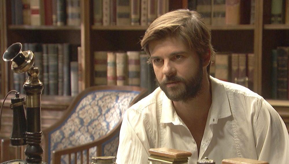 "Gonzalo, a Fernando: ""Te reclamo la herencia que le corresponde a María"""