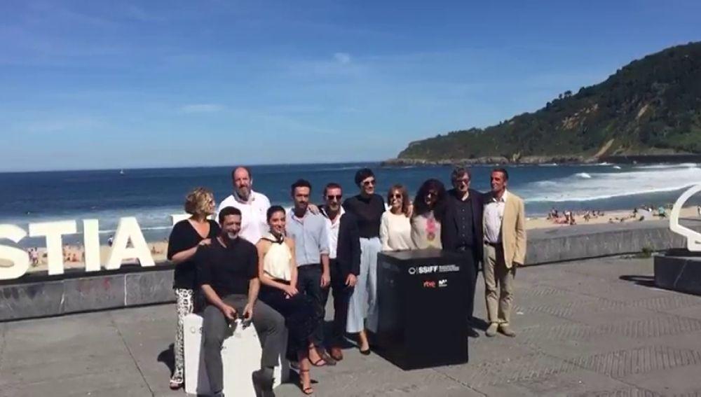 La clase política, a examen hoy en el Festival de cine de San Sebastián con 'El reino'