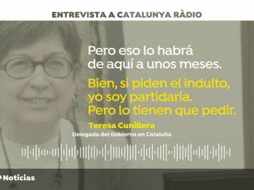 """Cunillera matiza sus palabras sobre los presos del 'procés' y pide evitar """"cualquier especulación"""" sobre la sentencia"""