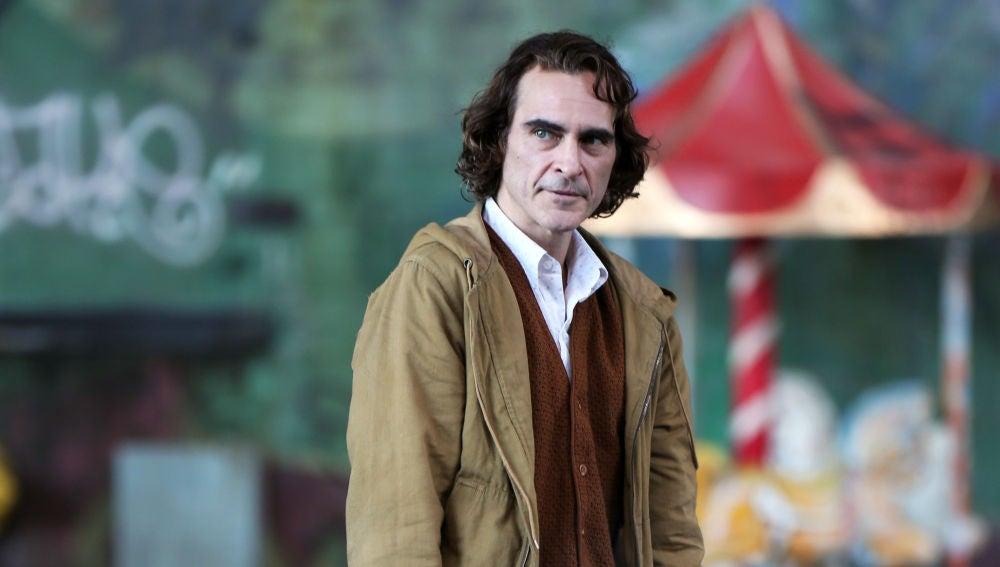 Joaquin Phoenix en 'El Joker'