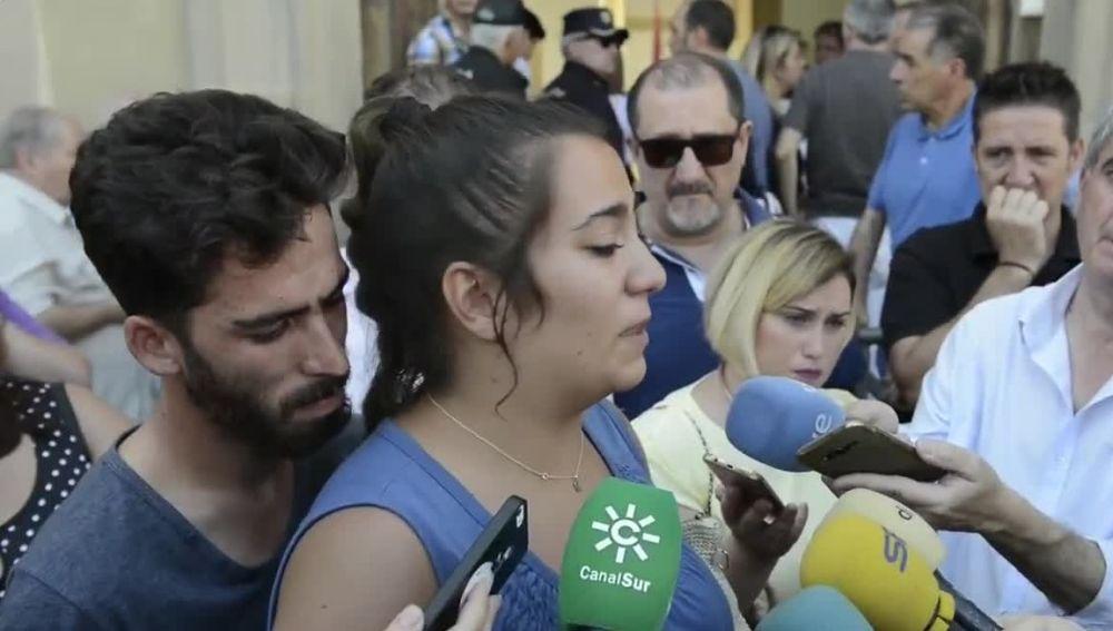 Testimonio de la hija de la última víctima de violencia de género