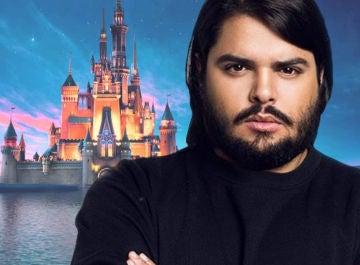 El desternillante look de Brays Efe que recuerda a un entrañable personaje Disney