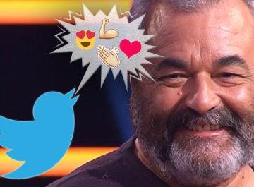 El incondicional apoyo de José Pinto, integrante de 'Los Lobos', en las redes sociales