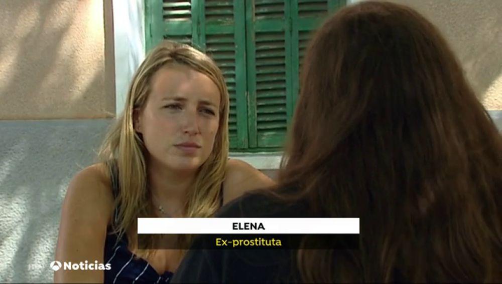 """Elena, prostituta que ha ejercido durante diez años: """"Los clientes no piensan que yo en realidad no quiero estar ahí"""""""