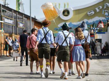 El Oktobertfest, cancelado por el coronavirus