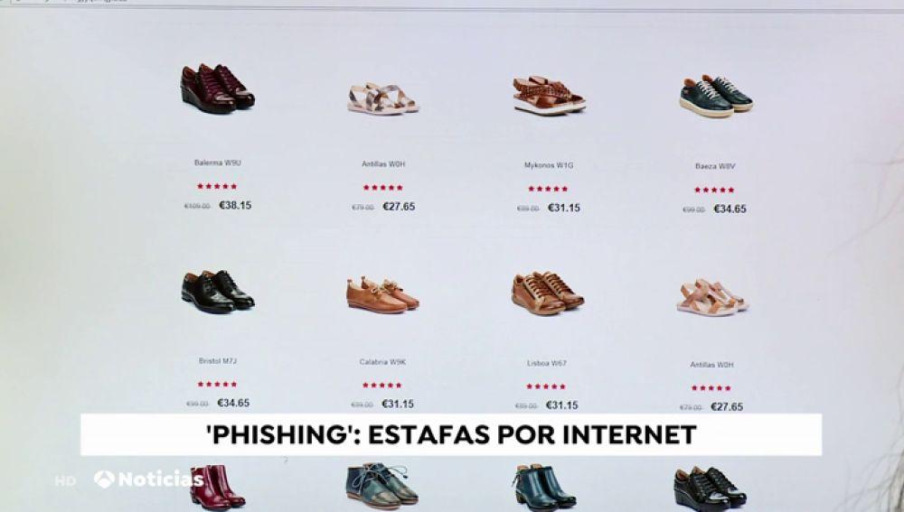 Las claves para no caer en las trampas del 'phising', la última estafa en Internet