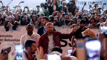 Ryan Gosling llega al Festival de San Sebastián