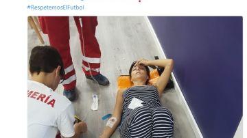 El tuit de Luis Rubiales criticando los horarios de LaLiga
