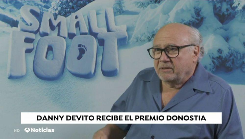El actor Danny DeVito