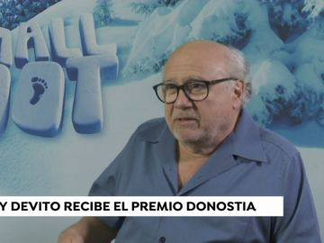 El actor Danny DeVito
