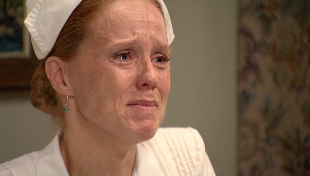 Ana, rota de dolor tras el duro rechazo de Manuel