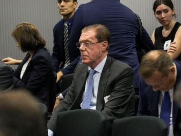 El exconsejero delegado del Banco de Valencia Domingo Parra