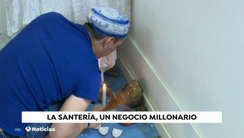El negocio de la Santería y los falsos curanderos se extiende en España