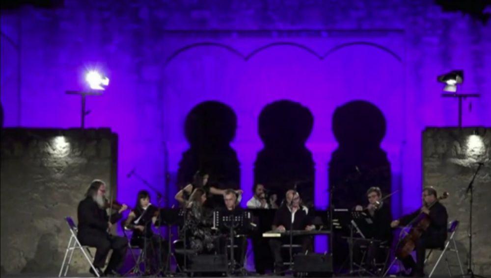 Concierto en Medina Azahara