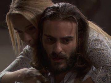 """Antolina: """"A base de amor y de paciencia haré que me quieras tanto como yo te quiero a ti, Isaac"""""""