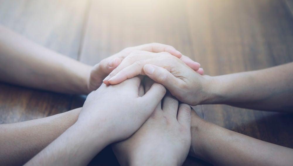 Cuatro niñas superan el cáncer juntas