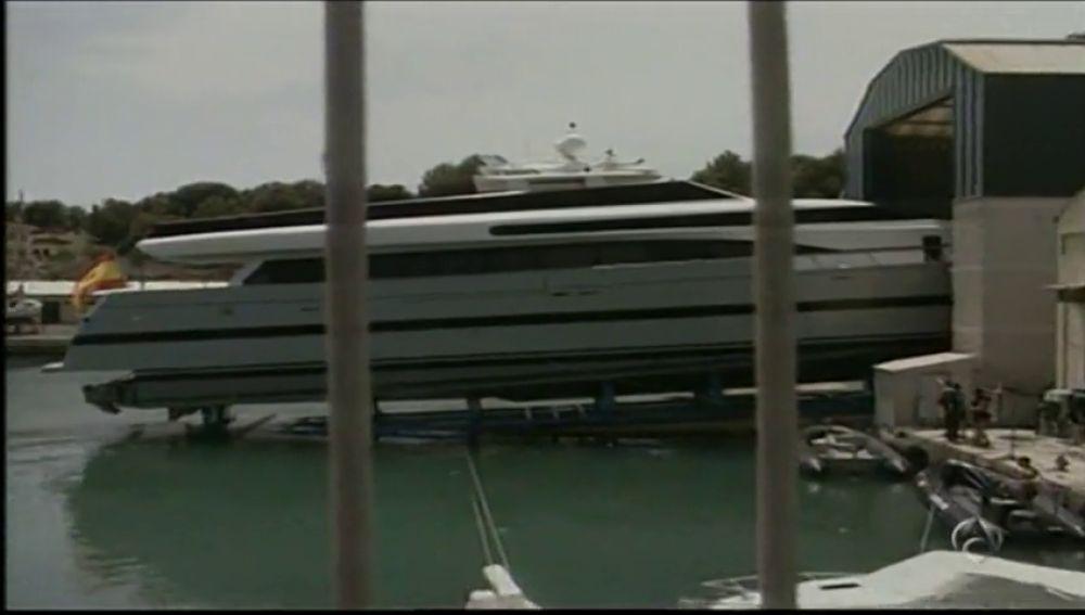 Baleària pone a la venta el antiguo 'Fortuna' por 8 millones