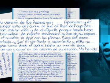 """La 'viuda negra' de Alicante cuenta su versión en unas cartas escritas por compañeras de prisión: """"La acusan de un asesinato y es inocente"""""""