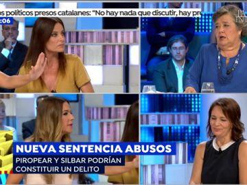 """Cristina Seguí: """"Si un hombre te dice por la calle que te la quiere meter siete veces no pasa absolutamente nada"""""""