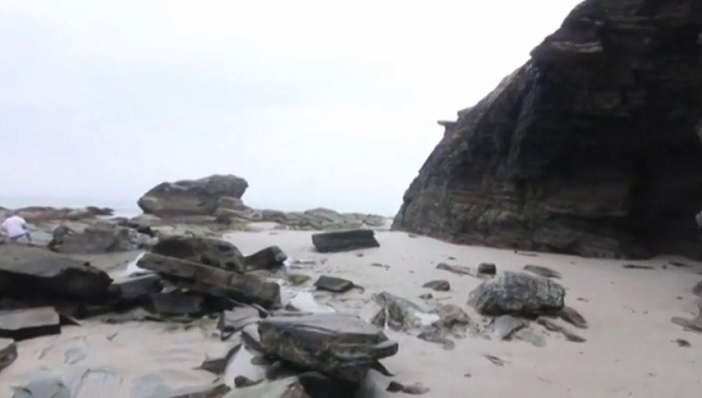 Se reabre el caso de la turista de Valladolid que falleció en la playa de las Catedrales