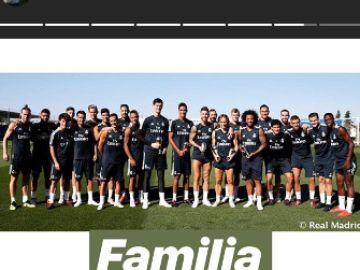 El mensaje de Sergio Ramos en Instagram