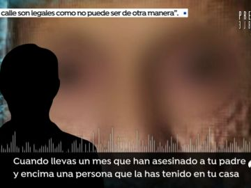 """La indignación del hijo de la víctima de la 'viuda negra': """"Paco es más asesino que ella, ella es una asesina y es mala persona"""""""
