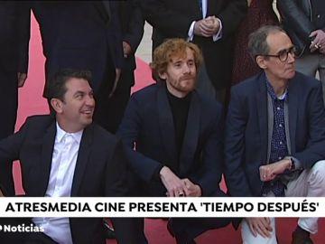 'Tiempo después' se presenta en el Festival de Cine de San Sebastián