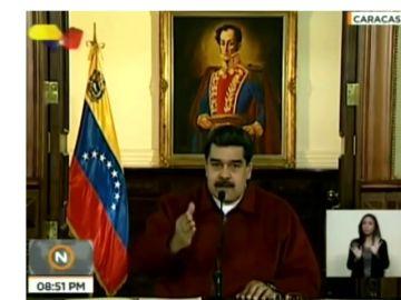 Venezuela solicitará a España la extradición de una persona involucrada en el atentado fallido a Maduro