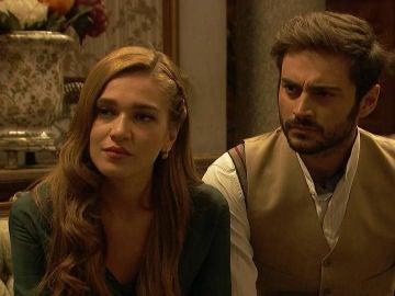 Julieta y Saúl no confían en Prudencio y piensan que puede estar del lado de Francisco